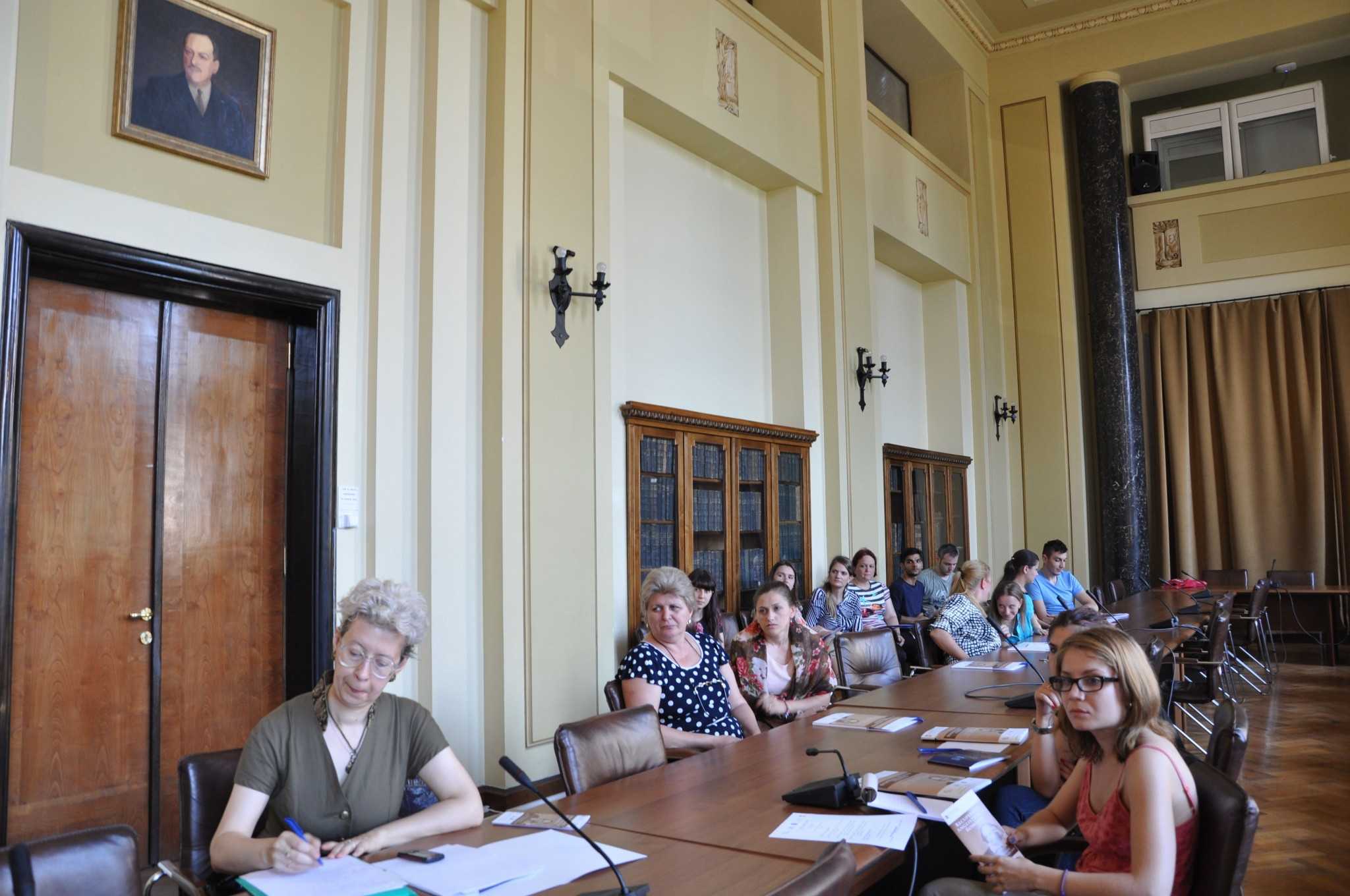 R.A.R – Reclaiming English Studies in Romania - Opening Conference